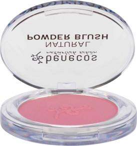 compact blush mallow rose benecos