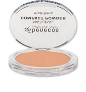 compact powder beige benecos