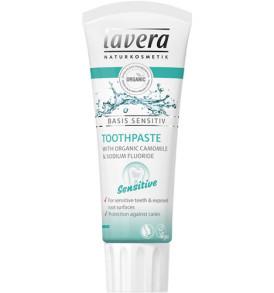 lavera dentifricio camomilla sensitiv