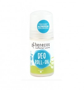 benecos deodorante roll on aloe vera