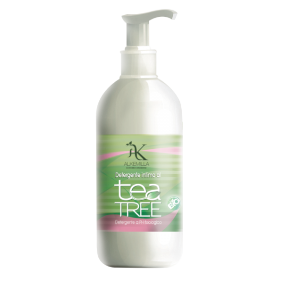detergente intimo tea tree oil