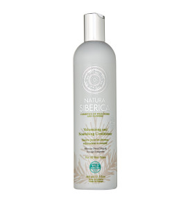 balsamo volumizing and nourishing natura siberica