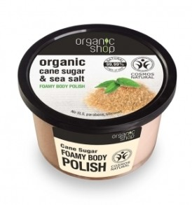 body polish cane sugar organic shop