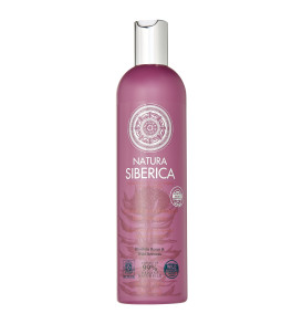 coloured and demaged shampoo natira siberica