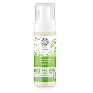 foam eye make up remover natura siberica-min