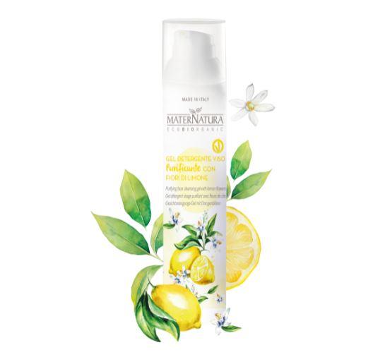 maternatura gel detergente viso limone