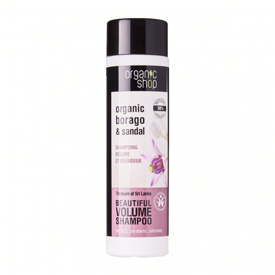 organic shop shampoo volume sri lanka