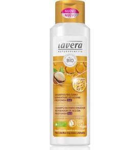 shampoo e balsamo 2 in 1 lavera