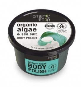 body polish alghe organic shop