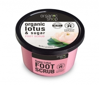 foot scrub organic shop