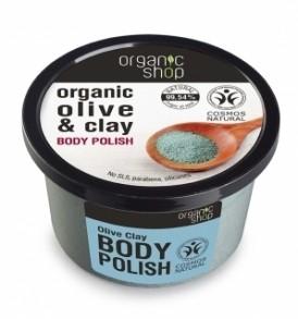 body polish olive