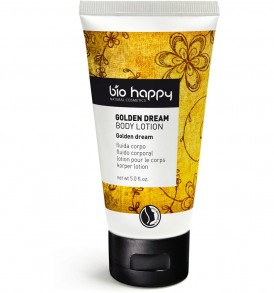 bio happy lozione golden dream