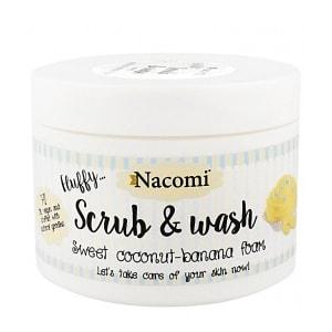 scrub and wash banana cocco nacomi-min