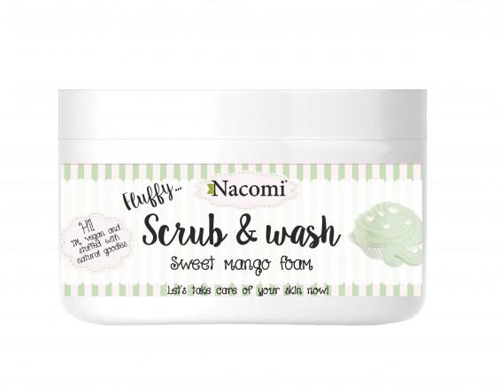 Scrub_and_wash_mango