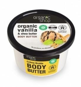 burro creme burlee organic shop