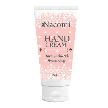 crema mani nutriente nacomi