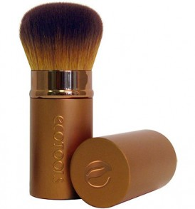 reatractable kabuki brush ecotools