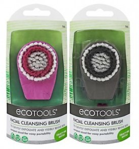spazzola pulizia viso ecotools