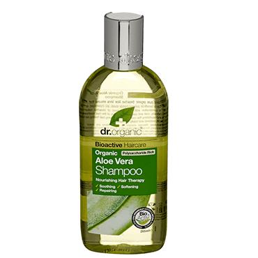 shampoo aloe dr organic
