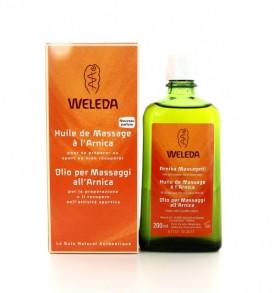 olio arnica weleda