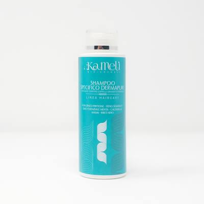shampoo dermopurificante kamelì