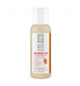 shower gel vitamin travel size