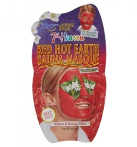 7th heaven maschera red hot earth sauna