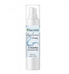 crema acido ialuronico nacomi