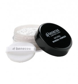 benecos mineral powder translucent