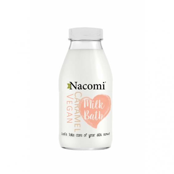 latte bagno caramello nacomi