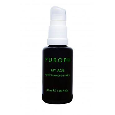 my-age-white-diamond-elixir-siero-viso-antiage-purophi