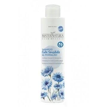 shampoo cute sensibile fiordaliso maternatura