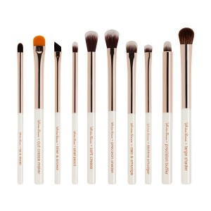 white-rose-eye-brush-set