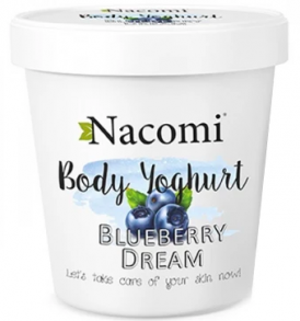 NACOMI body yoghurt mirtillo