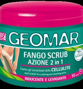 geomar fango scrub azione 2 in 1