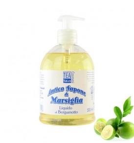 sapone_marsiglia_liquido_bergamotto_tea_natura_easyncool
