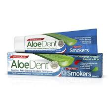 aloe dent triple action smokers