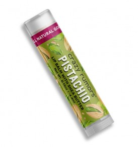 creazy rumors lip balm pistachio
