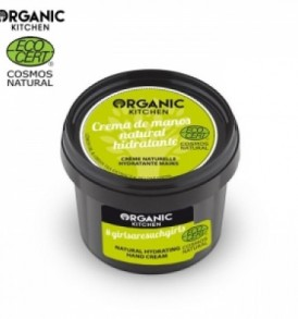 crema mani organic kitchen