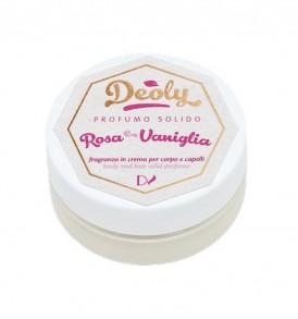deoly rosa e vaniglia