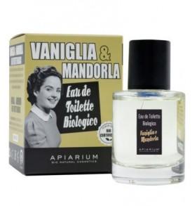 eau de toilette vaniglia e mandorla apiarium
