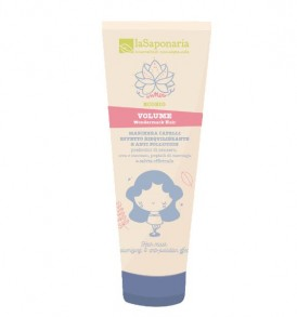 la saponaria wondermask hair volume
