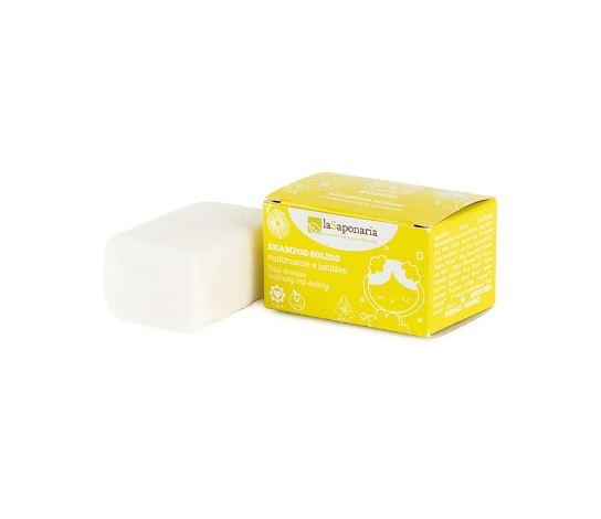 shampoo solido rinforzante la saponaria