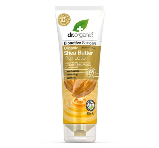 shea butter skin lotion