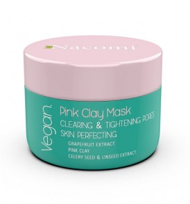 Nacomi-Pink-Clay-Mask-Cleansing-Tightening-Pores-Skin-Perfecting-50ml.