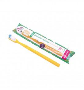 lamazuna spazzolino giallo