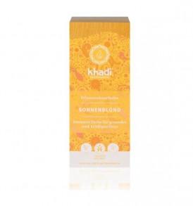 khadi biondo sole