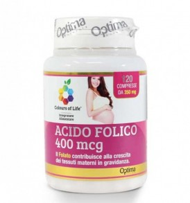 acido-folico-120cpr-optima-naturals