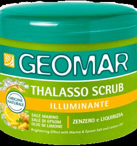 geomar thalasso scrub illuminante