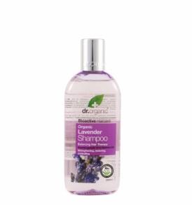 shampoo lavanda dr organic